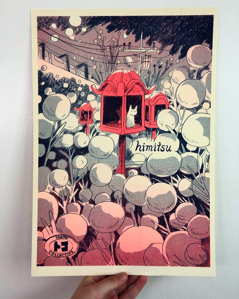 Image of Tokyo Collective Himitsu Print