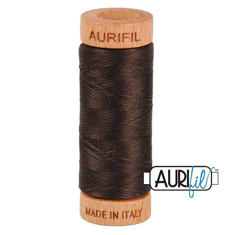 Aurifil 80 Wt Cotton Mako