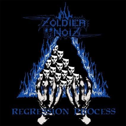 Image of ZOLDIER NOIZ - Regression Process LP