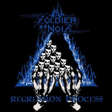Image of ZOLDIER NOIZ - Regression Process LP