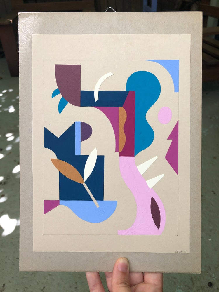 Image of Abstract Composition