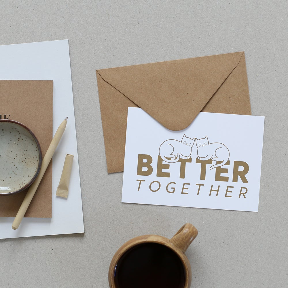 Image of Carte Better together