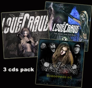 Image of 3 CDs PACK!!! For fans