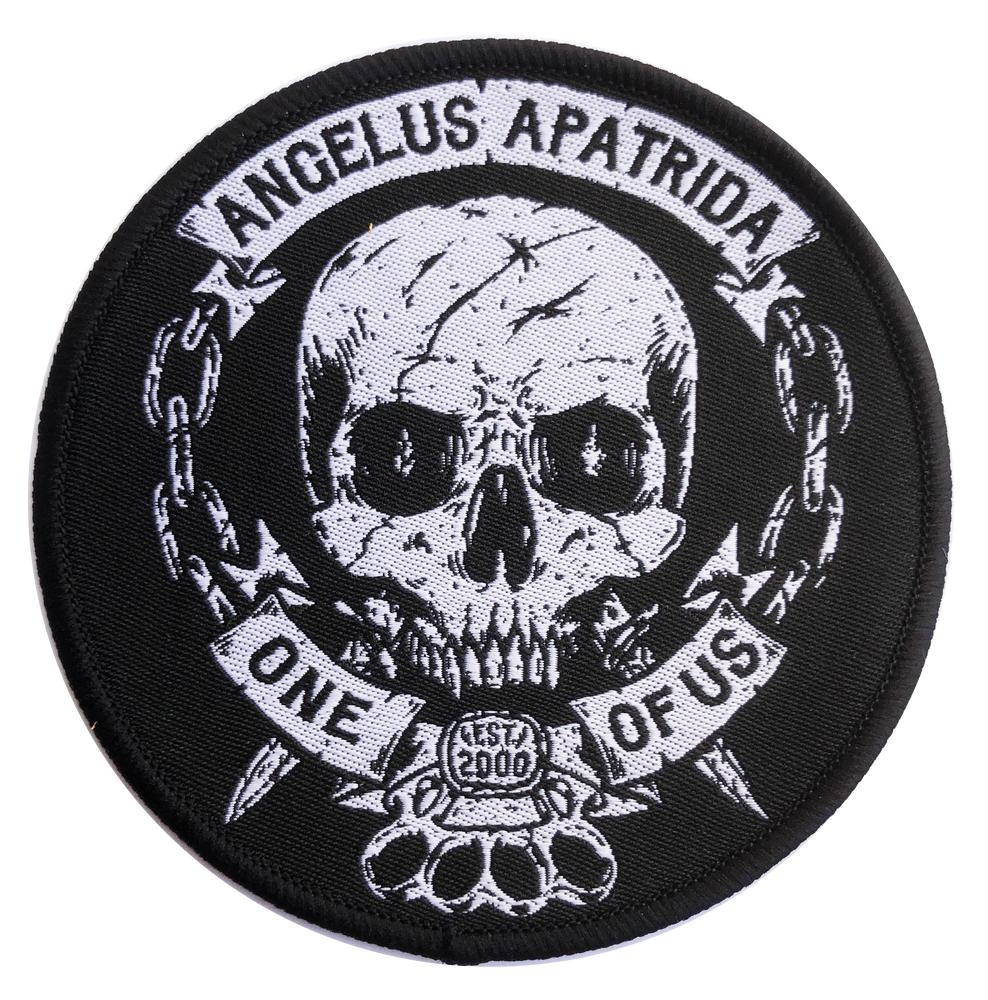 Image of One Of Us Old School Patch