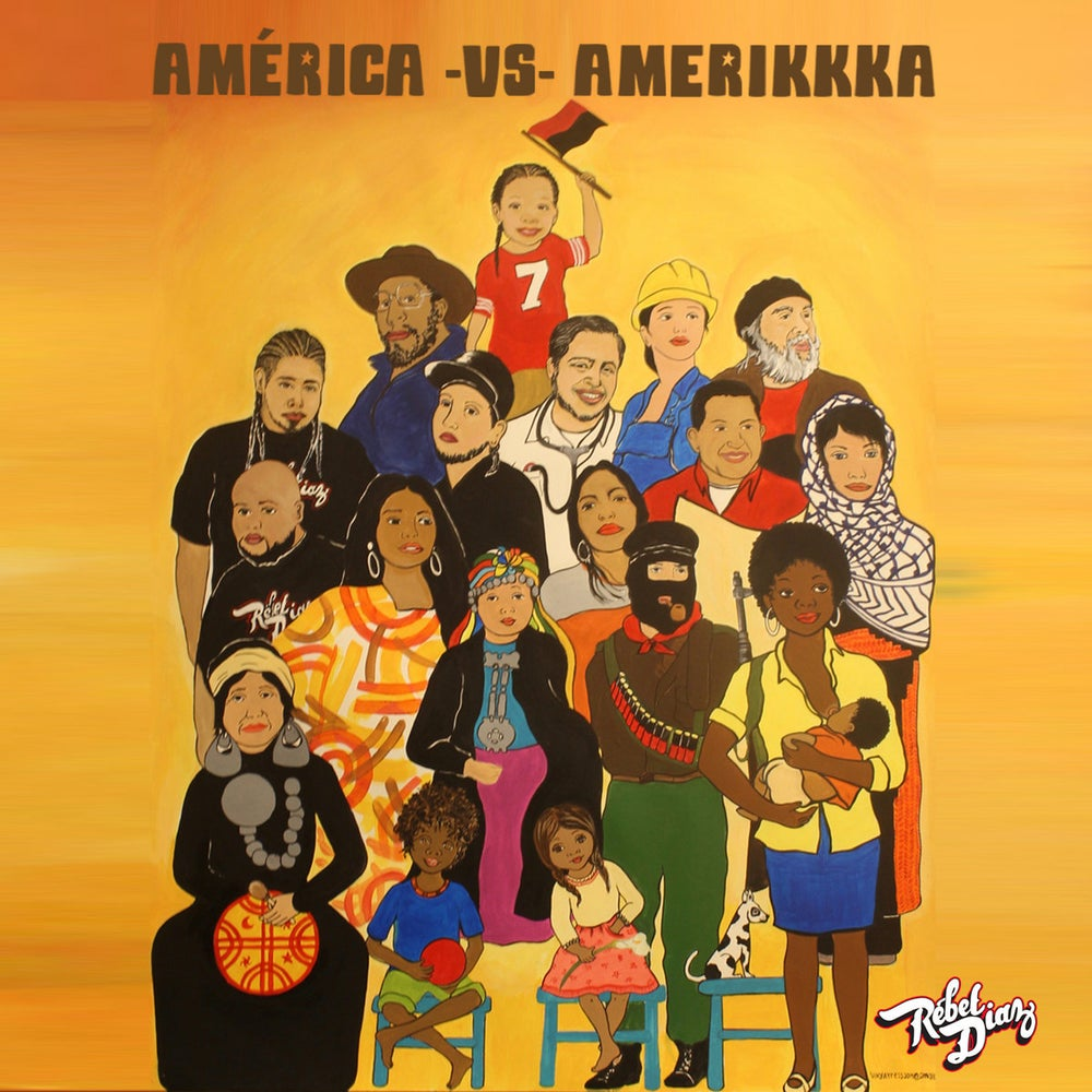 Image of América vs. Amerikkka