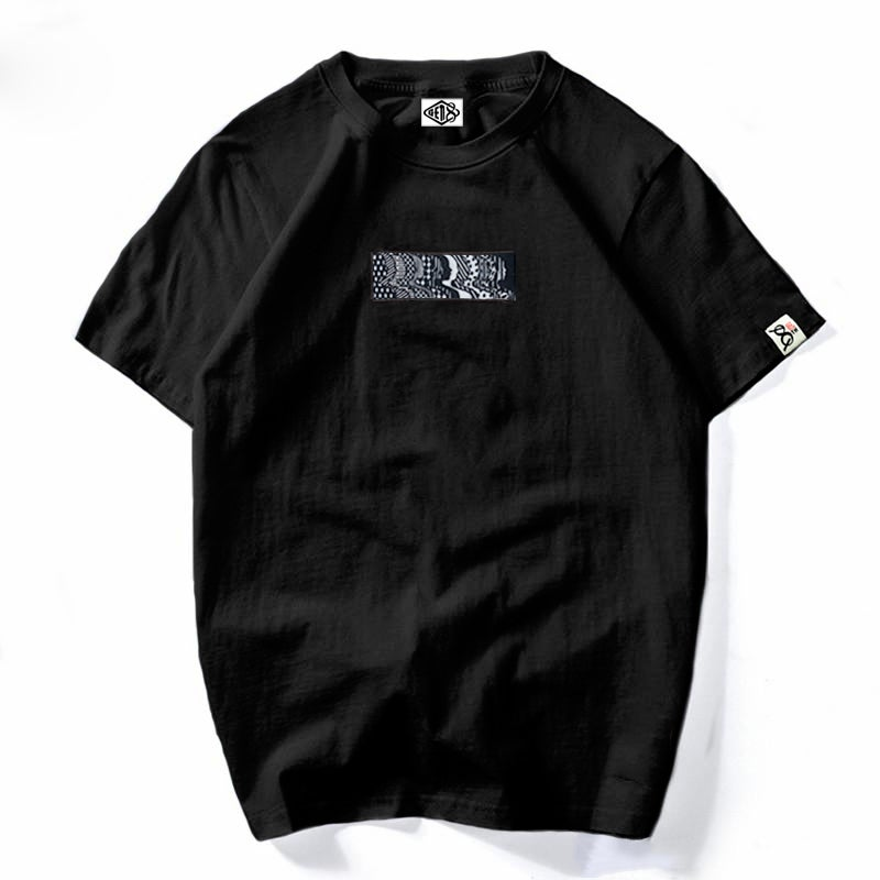 Image of 8th Dimension Black Tee