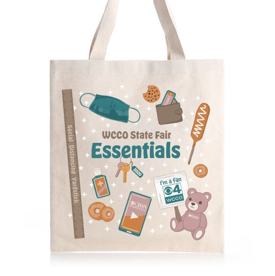 Image of WCCO State Fair Essentials Tote