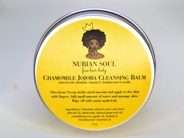 Image of Chamomile Jojoba Cleansing Balm