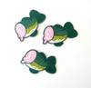 Fish Tail Patch