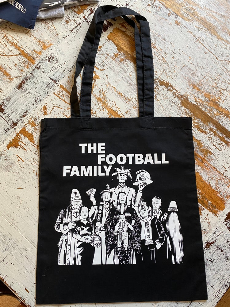 Image of The Football Family // Tote