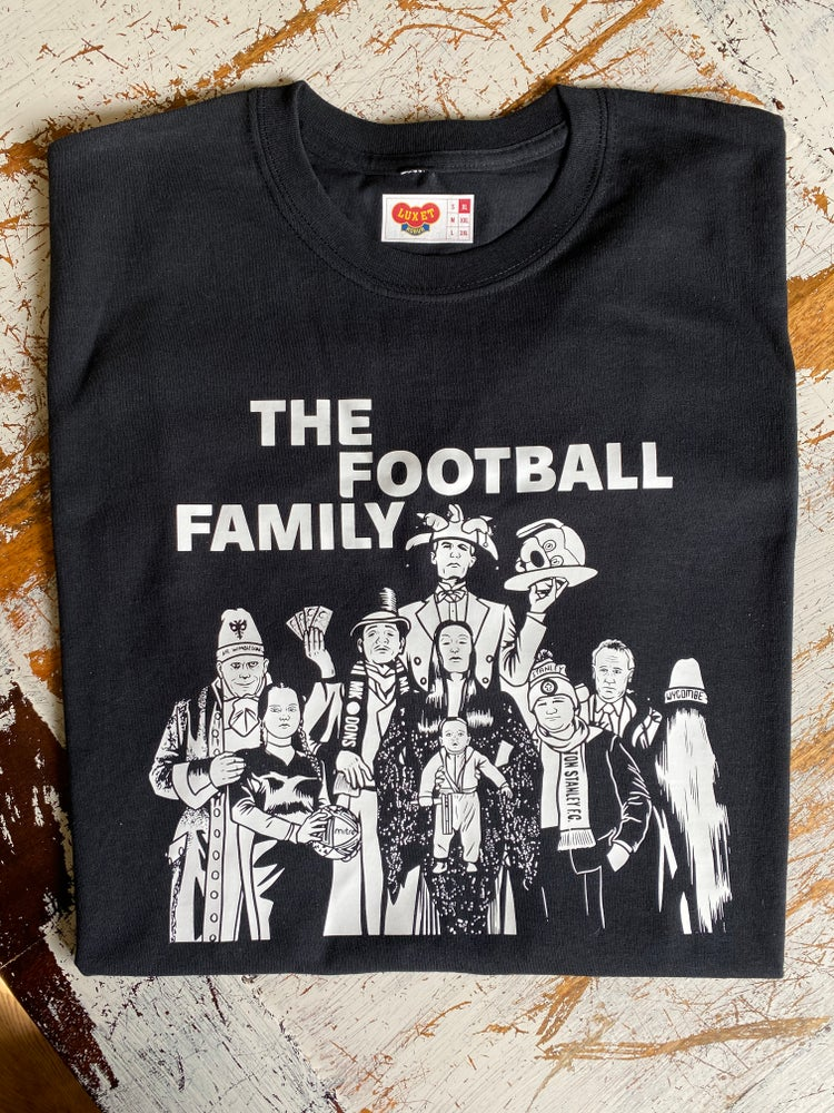 Image of The Football Family // Tee