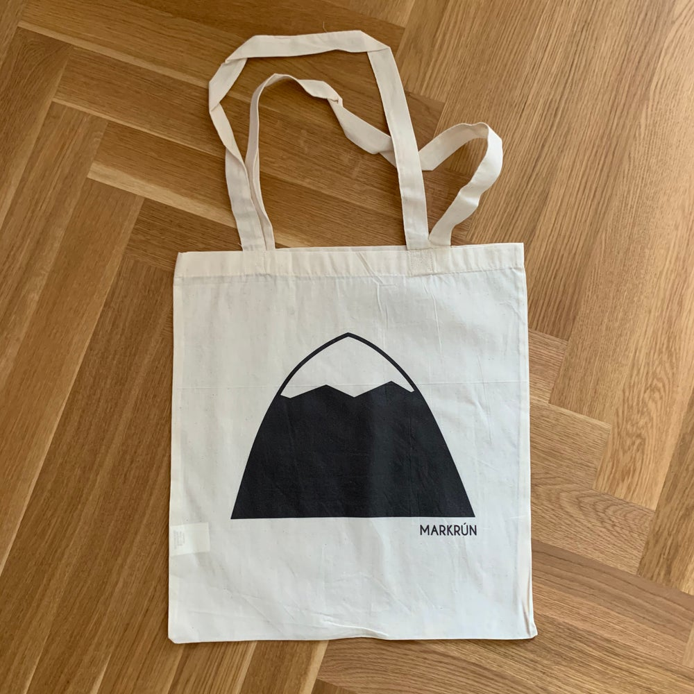 Image of Mountain Tote Bag