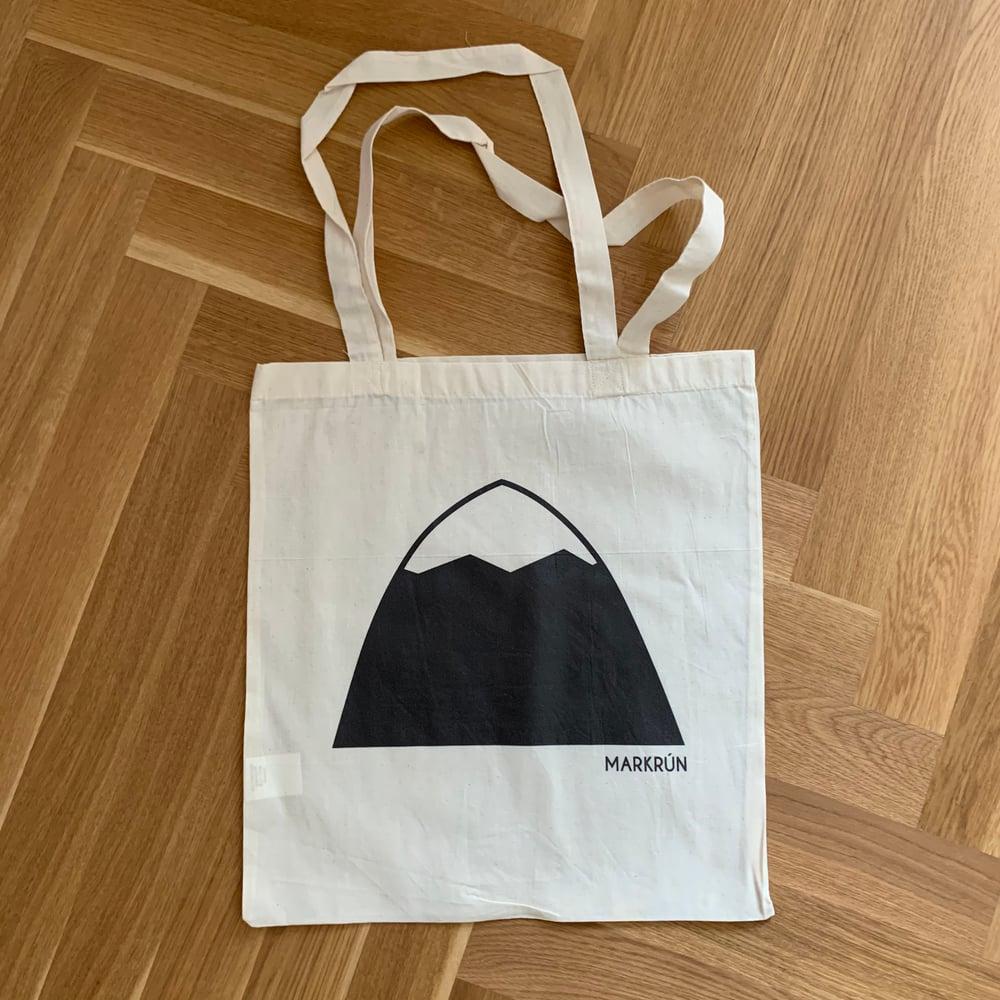 Image of Mountain Tote Bag