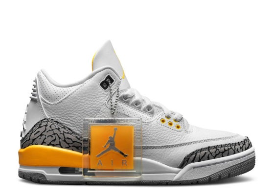"Image of WMNS Air Jordan Retro 3 ""Laser Orange"""