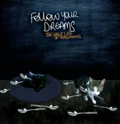 Image of  Follow Your Dreams ‎– The Half Life Of Teaspoons LP (clear gold vinyl)