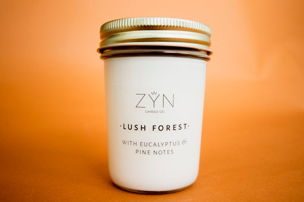 Image of Lush Forest 8 oz Candle