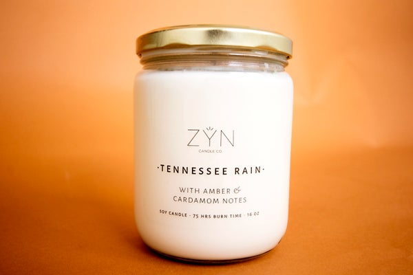 Image of Tennessee Rain 16 oz Candle