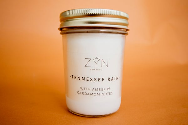 Image of Tennessee Rain 8 oz Candle