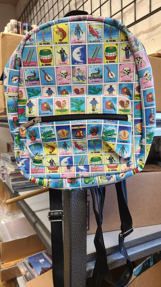 Loteria Back Pack