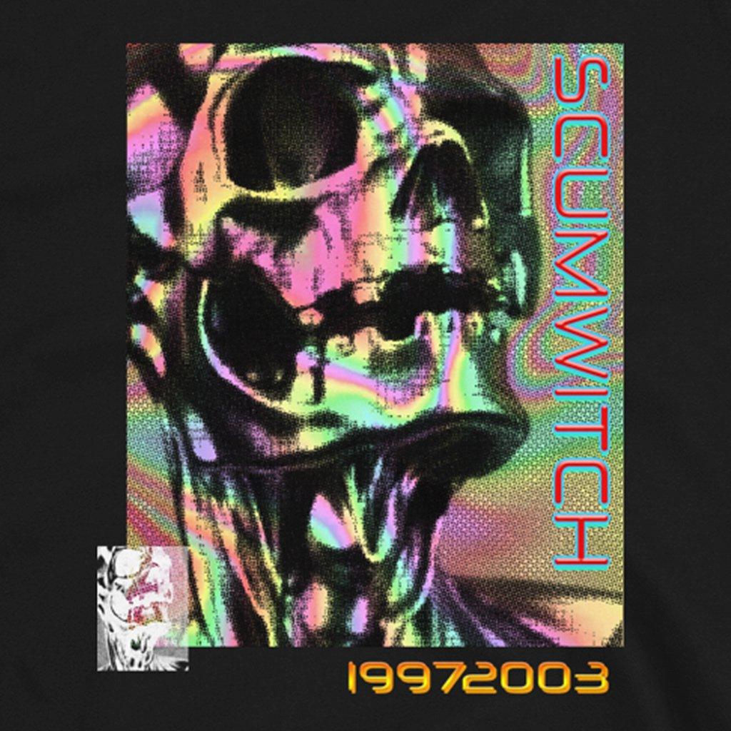 19972003 x SCUM WITCH - T-SHIRT