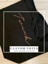 Custom Totes