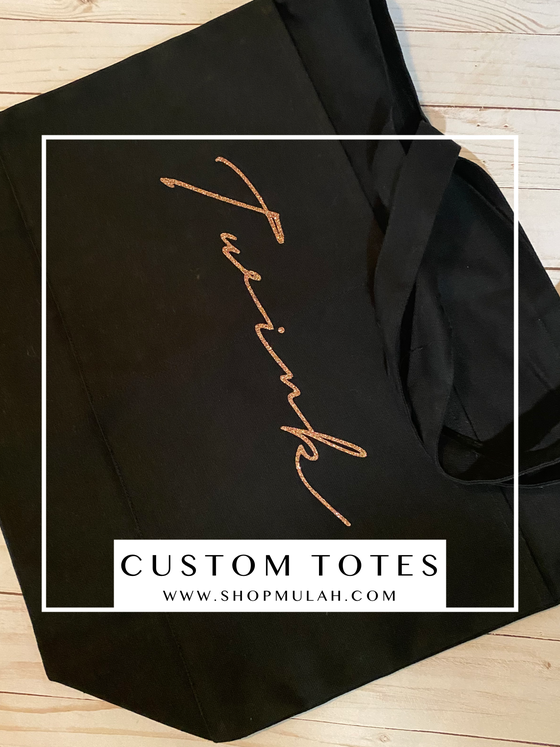 Image of Custom Totes