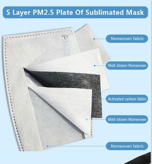 Z4 - Cosmic Lily Mask (Buy 1, Get 1 Free)