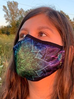Z4 - Green Machine Mask (Buy 1, Get 1 Free)