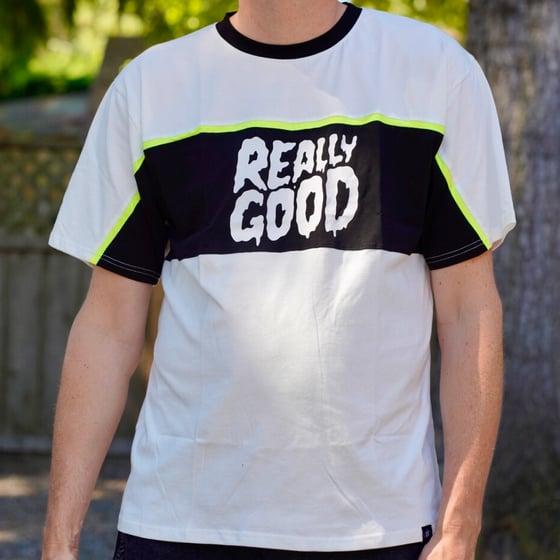 Image of Really Good T Shirt 2020 Karimo Logo LTD