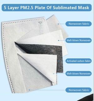 Z4 - Beelzebubs Rainbow Mask (Buy 1, Get 1 Free)