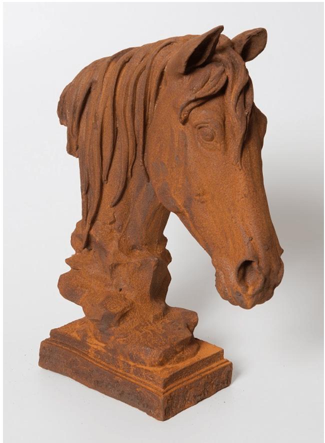 Image of Cast Iron Horse