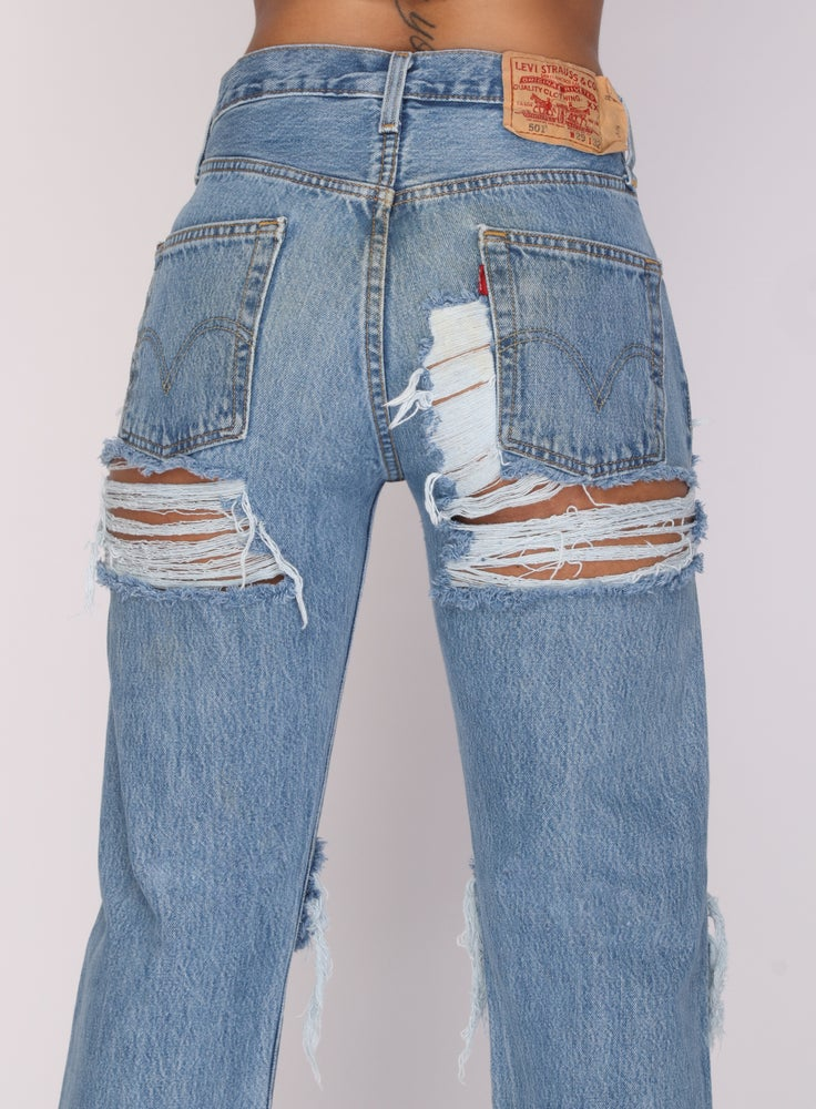 Image of Very Rear Jeans