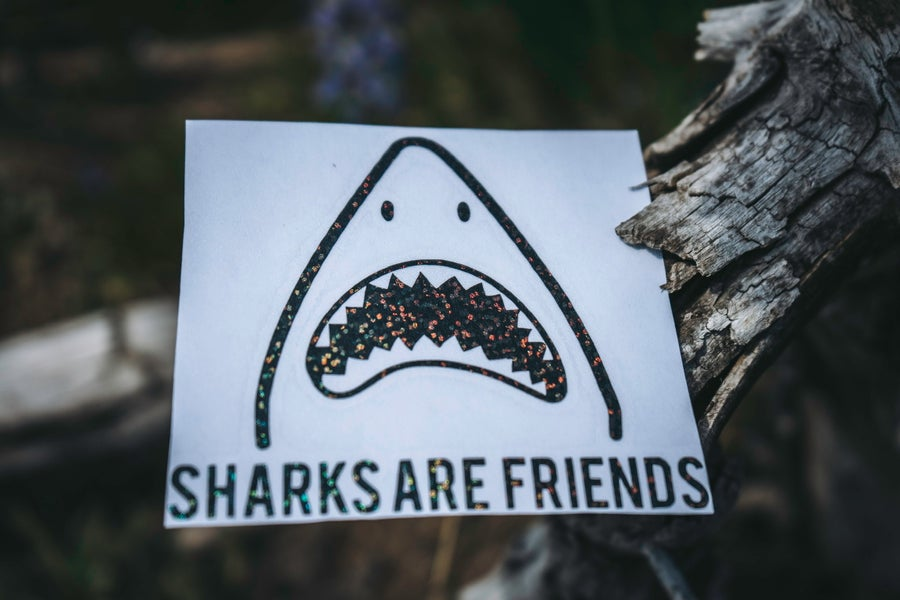Image of SNARKYShark Decals