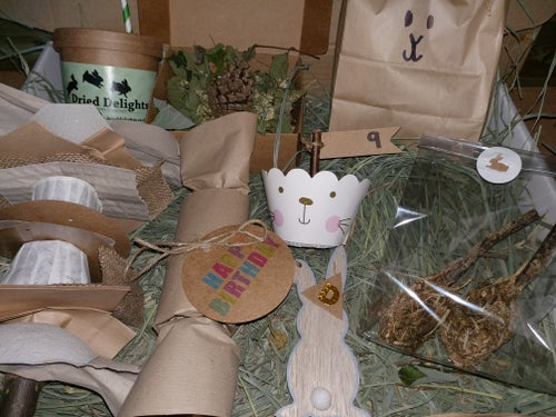 Image of Dried Delights Birthday Box