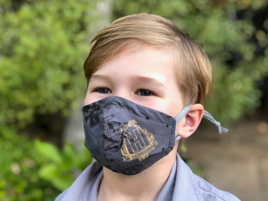 Image of Cloth Mask- Harry Potter- All sizes
