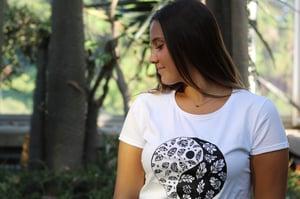 Image of Woman Tee-shirt *Yin&Yang*