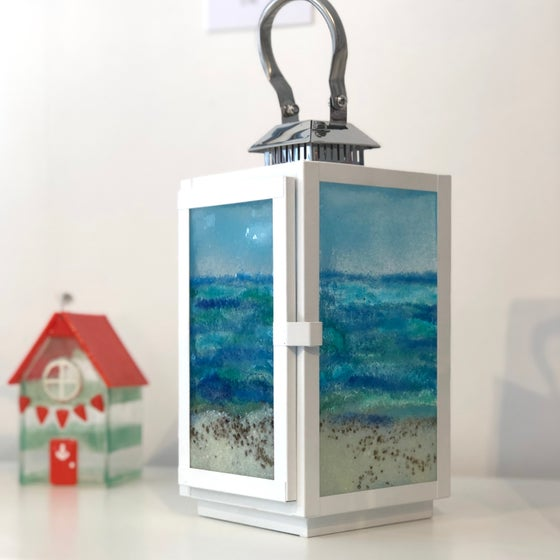 Image of Beach lantern