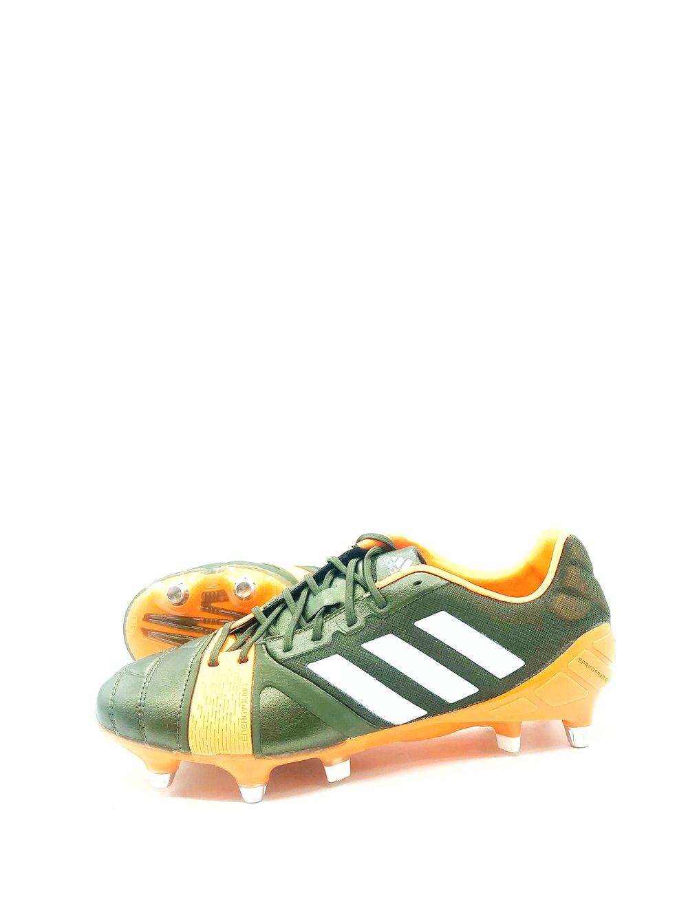 Image of Adidas nitrocharge 1.0 SG green