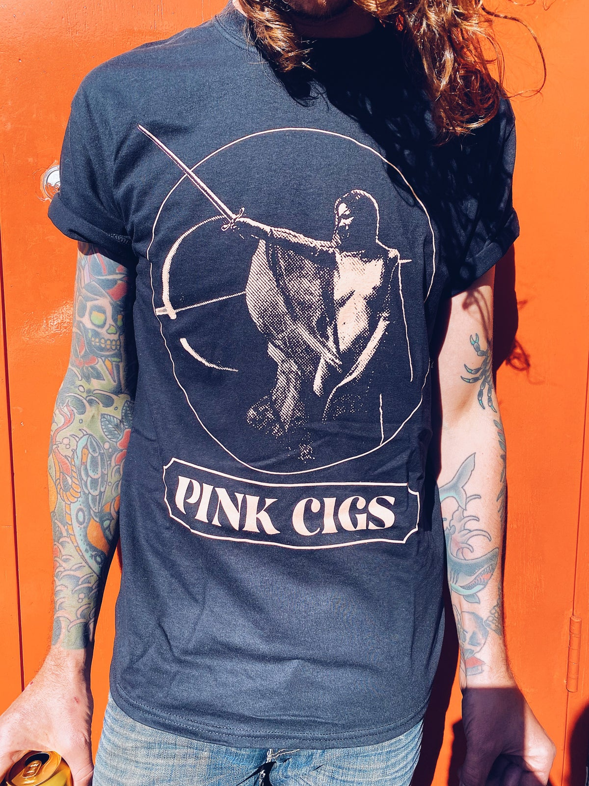 """PINK CIGS Limited Edition """"Eclipse"""" T-Shirt"""