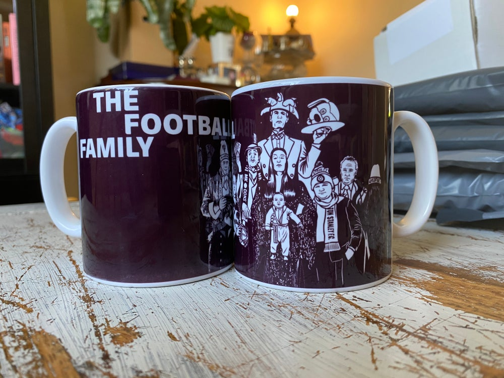 Image of The Football Family // Mug
