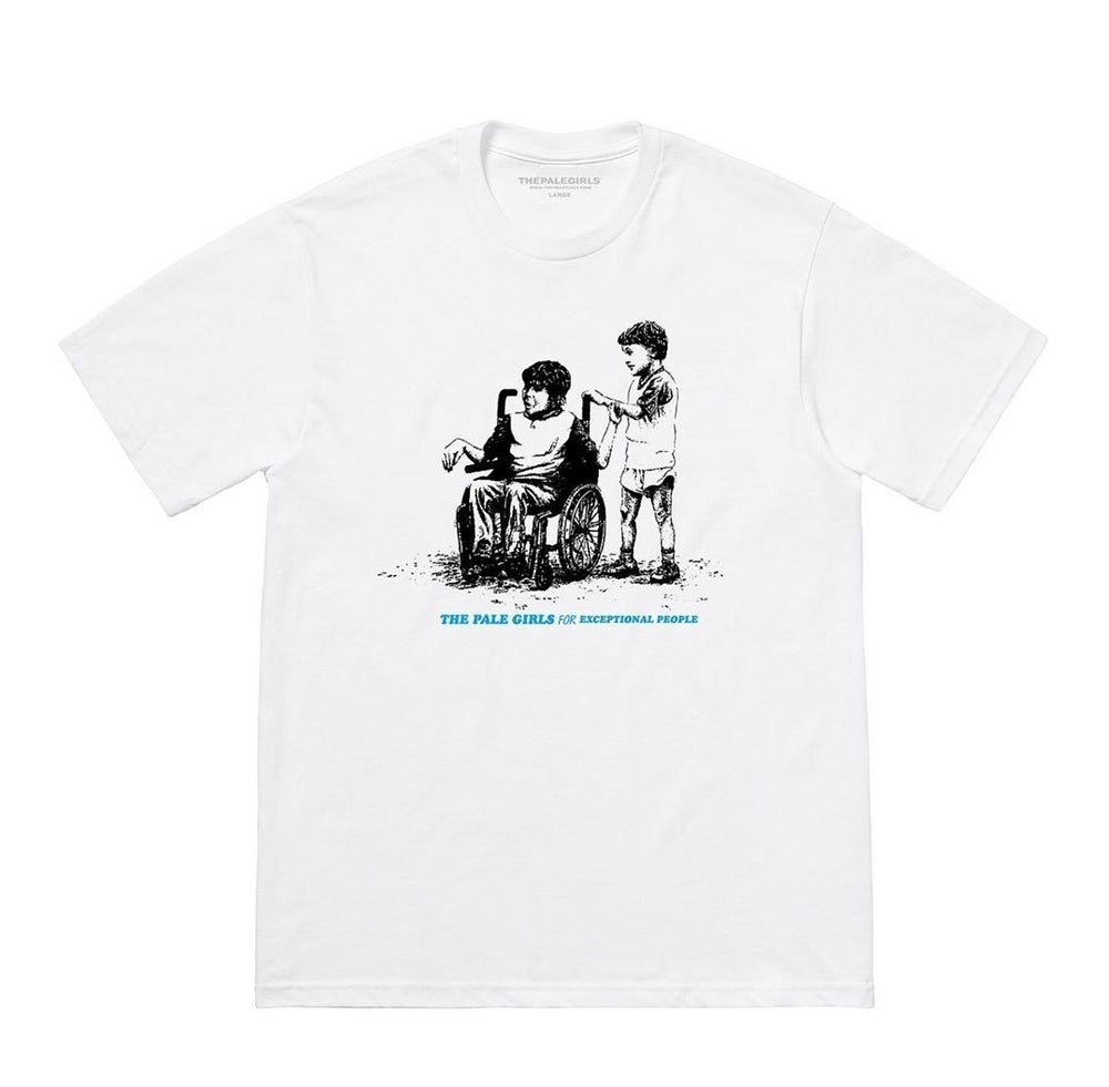Image of Exceptional people S/S tee by The Pale Girls