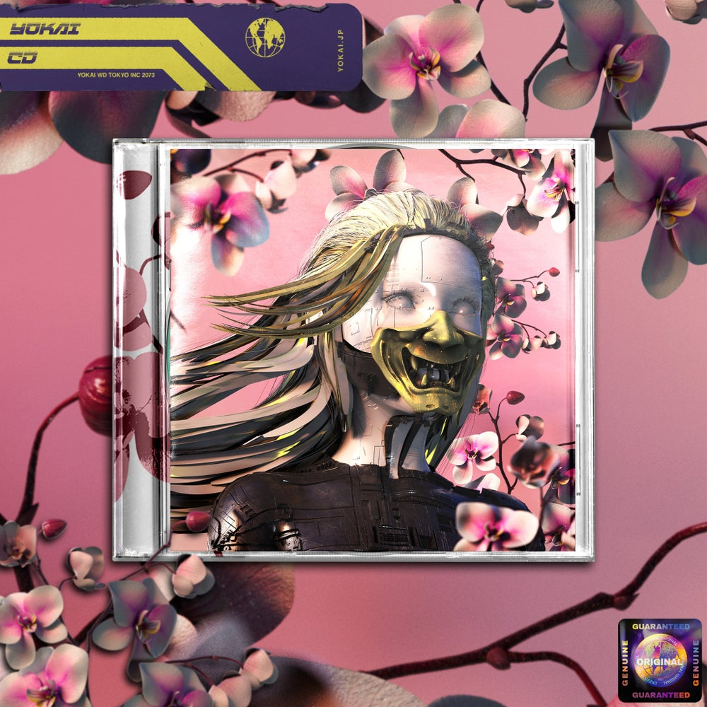Image of WITHIN DESTRUCTION - Yōkai CD