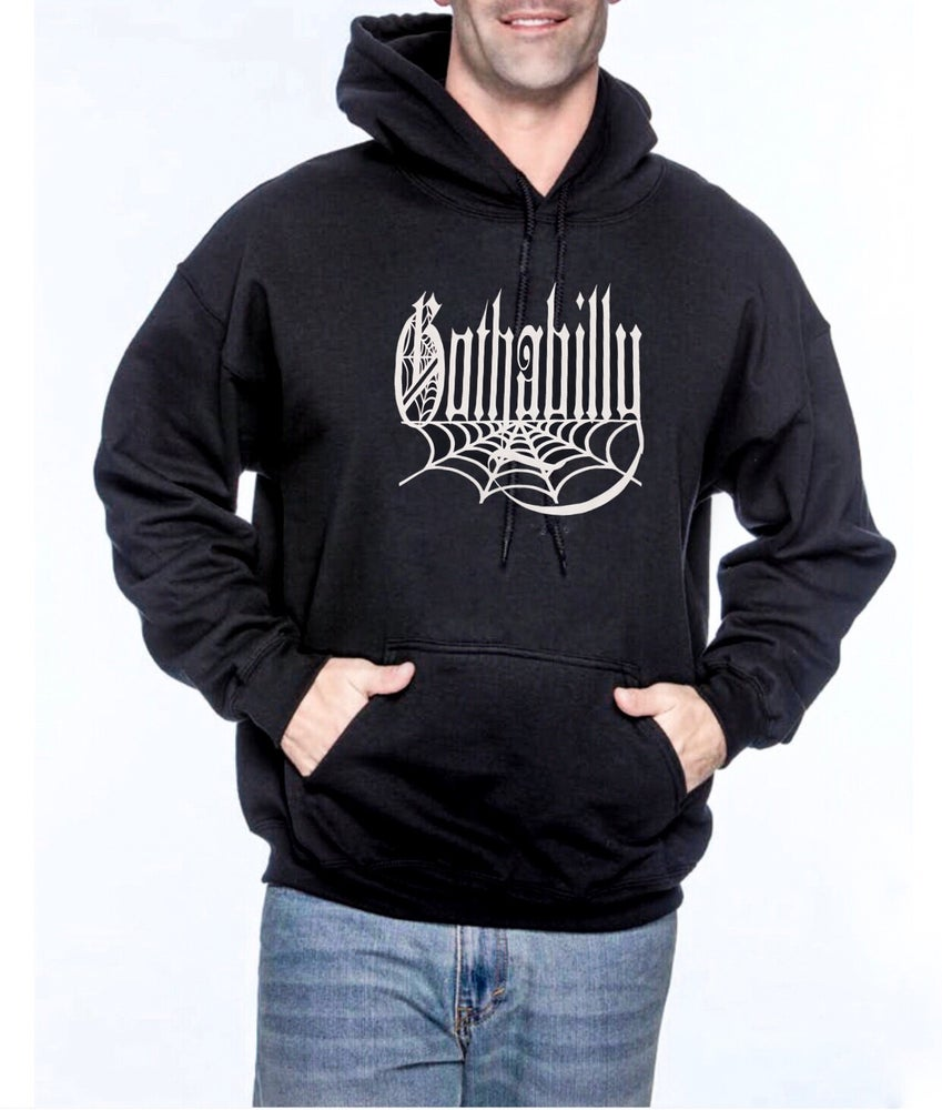 Image of Gothabilly Unisex Pullover Hoodie