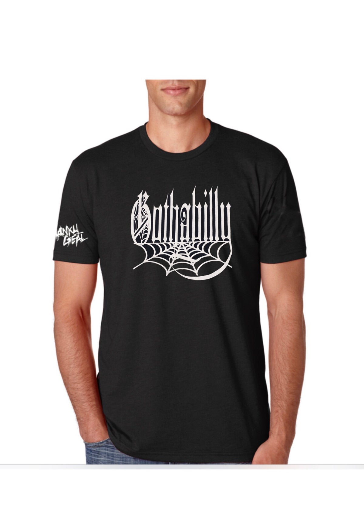 Image of Gothabilly Mens Tee