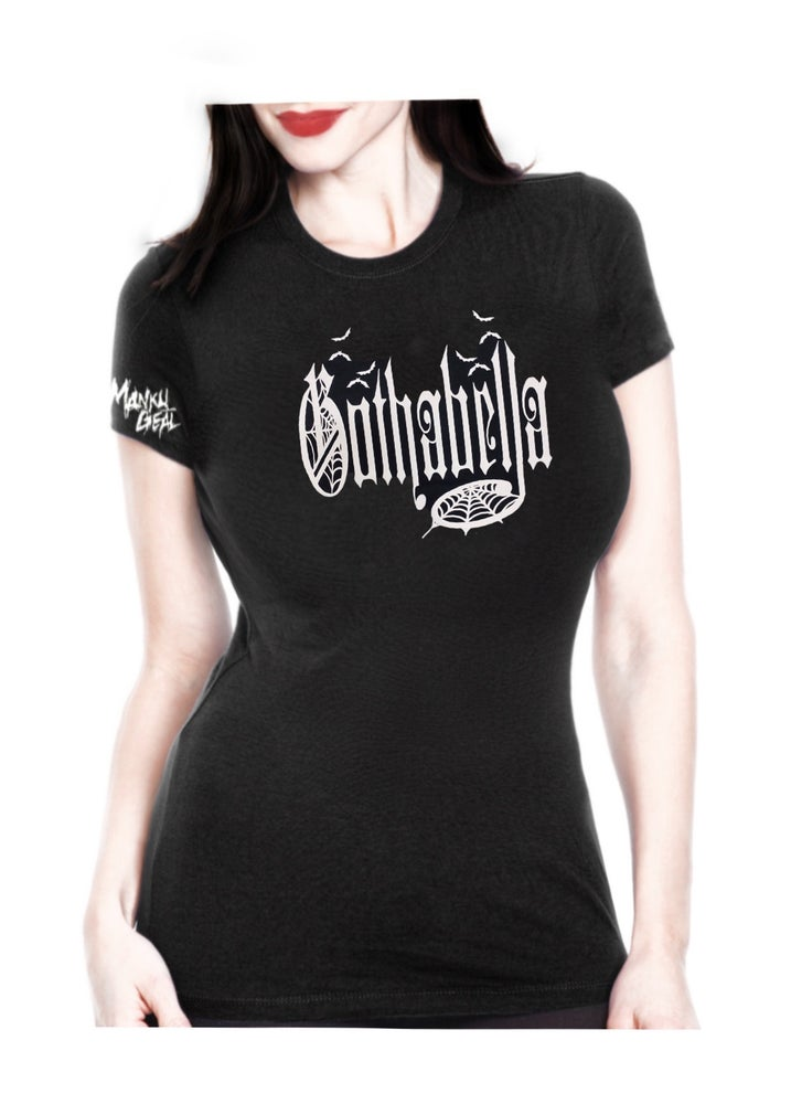 Image of Gothabella Womens Tee