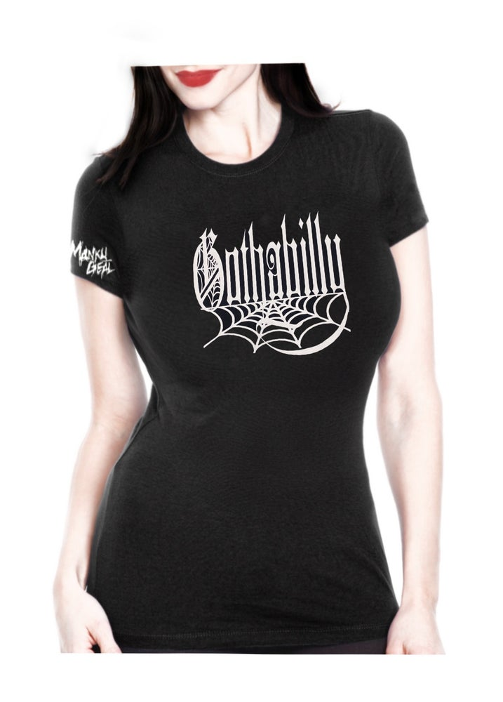 Image of Gothabilly Womens Tee