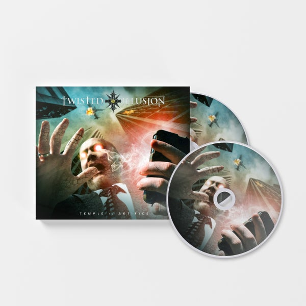 Image of Temple of Artifice 2 Disc Deluxe Edition CD (Limited to 150 copies)