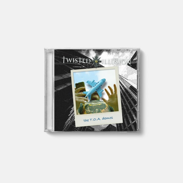 Image of TOA Demos Jewel Case CD (Limited to 50 Copies)