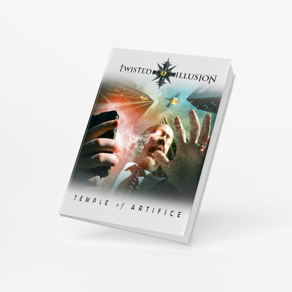 Image of TOA Book Hardback (Limited to 100 Copies)