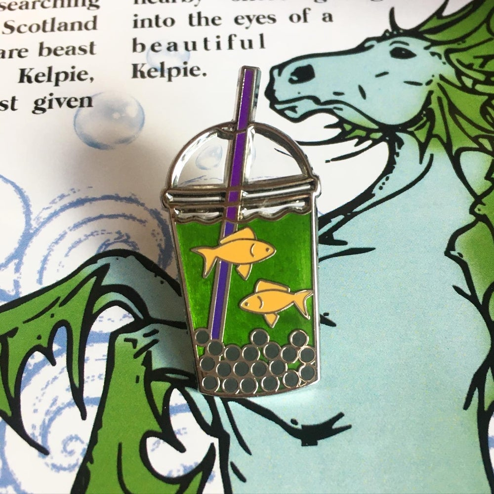Image of Green Fishy Ale